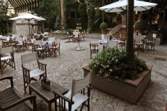 foto giardino hotel victoria